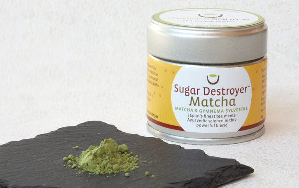 Matcha Sugar Destroyer