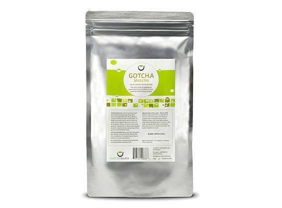Cafe Grade Gotcha Matcha – 100 Servings