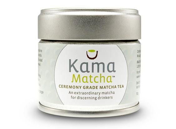 <em>Ceremony Grade</em> Kama Matcha Tea