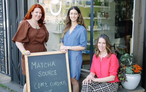 Matcha Source Store
